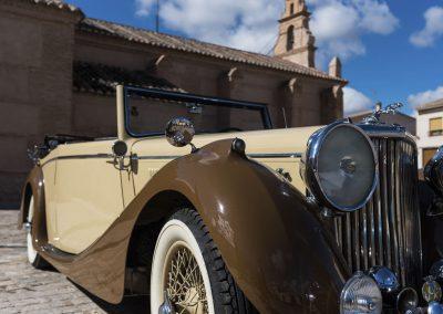 Jaguar MKIV