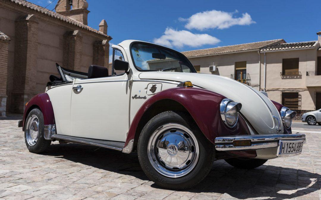 Volskwagen Escarabajo Cabrio
